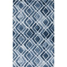 You'll love the Lamoure Nova Blue Area Rug at Wayfair - Great Deals on all Rugs products with Free Shipping on most stuff, even the big stuff.