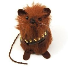 Chewbaca mouse