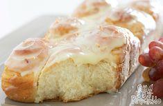 Receita de rosca de coco com leite condensado da Darci - Blog Re-comendo
