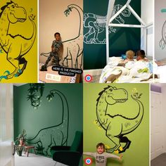 It's always a great pleasure to receive your photos once you've applied your wall stickers in your children's room ! We quickly share them to give ideas to those who hesitate between different color options for the walls, decals, sizes, designs, etc … And then definitely, the smile of your kids in front of their decor has been our greatest reward for 15 years.