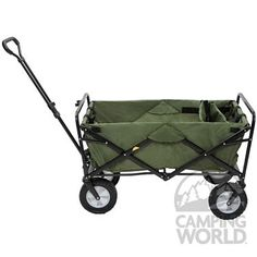 collapsible wagon!
