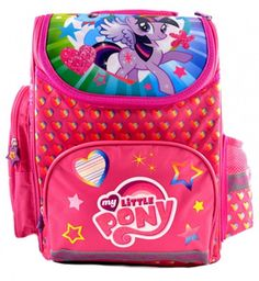 ST. MAJEWSKI TORNISTER SZKOLNY MY LITTLE PONY 90933 My Little Pony, Lunch Box, Mlp
