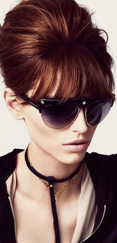 Tom Ford.. I know but I'm pining for the great hair. . Just ♡ the hair.