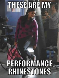 The Mindy Project - Performance Rhinestones