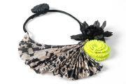 callis • colecciones Collar Piano (Algodón, poliamida, raso, gros de seda)
