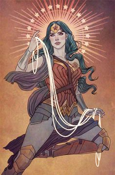 Variant cover art by Jenny Frison for 'Wonder Woman' published June 2018 by DC Comics Marvel Girls, Ms Marvel, Comics Girls, Fun Comics, Dc Comics Art, Marvel Dc Comics, Read Comics, Wonder Woman Kunst, Wonder Woman Art