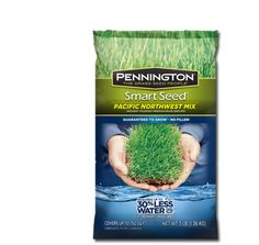 Pacific Northwest Mix (grass) Premium all-purpose mix for use in sunny to moderately shady areas. Grows thick, healthy grass; Contains improved drought-tolerant seed varieties with good disease resistance