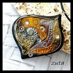 Wow -- Steampunk. Inspired by papagodesign by Verundela, via Flickr