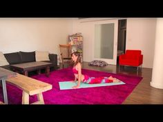 Hello, I really like doing yoga with Tara Stiles, check out this video and give it a try for yourself. Yoga is an excellent way to distress and allow your body to relax whether it be morning or night. Since this video is a gentle yoga sequence it is perfect for those days where you …