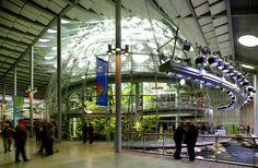 Escavoca.com | Ciência & Cultura: Conheça o Museu de História Natural da Academia de Ciências da Califórnia, o mais ecológico do mundo.