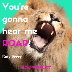 Once you become #fearless, #life become limitless. Join the #fearlessmovement. #me #love #career #entrepreneur #roar