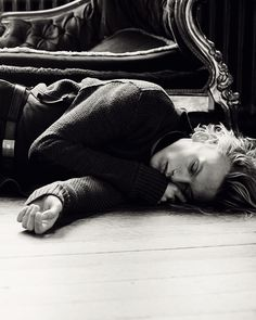 Jamie Campbell Bower. <3.  SO ADORABLE