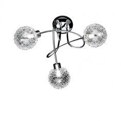 ARC 306 3 LAMP CEILING LIGHT - WOFI