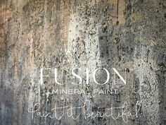 How to Create Textured Vintage Walls • Fusion™ Mineral Paint
