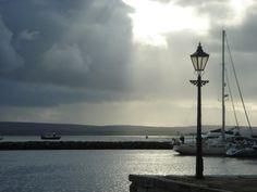 Poole harbour, Dorset