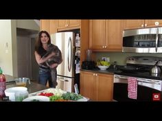 Bonnie's Hot and Spicy Rice and Vegetables + Bloopers - YouTube