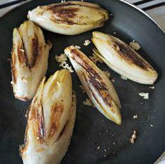 Chicons garlic