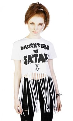 Daughters Fringe T-Shirt - product image