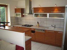 kuchyně - Hledat Googlem Kitchen Cabinets, Home Decor, Decoration Home, Room Decor, Cabinets, Home Interior Design, Dressers, Home Decoration, Kitchen Cupboards