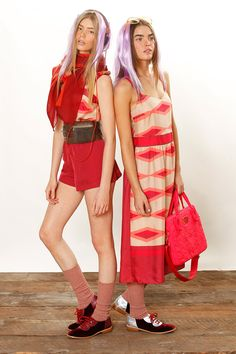 Marc by Marc Jacobs Resort 2013 - Review - Collections - Vogue
