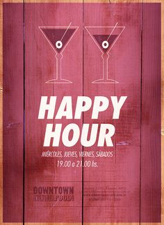 Flyer Happy Hour | Flickr - Photo Sharing!