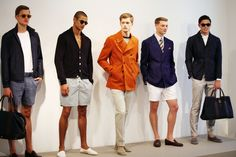 Gieves & Hawkes SS14 Collection