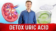 Detoxify Uric Acid from your Kidneys