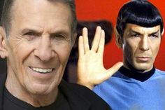 Hello Mr. Spock, Good Journey to the Stars!