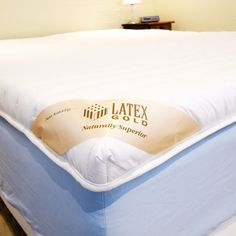 Latex mattress toppers or overlays help relieve pressure points and give you a better nights sleep by reducing nightime tossing and turning, it's that simple ! natural latex is supportive yet soft, and anti-microbial and dust mite resistant. Best Mattress, Mattress Pad, Matress Topper, Latex Mattress, Natural Latex, Dust Mites, Overlays, Bed Pillows, Stuff To Buy