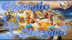 ESCORPIO - DICIEMBRE 2020: Tu Poder Transformador Estará Muy Potenciado.... Scorpio, Pisces, Great Expectations, December, Opportunity