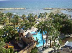Lordos Beach Hotel, Larnaca, Cyprus