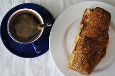 Bună dimineața sau de ce UpRo French Toast, Breakfast, Blog, Morning Coffee, Blogging