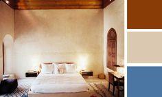 Je slaapkamer mediterraans inrichten met voorbeelden!