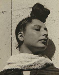 PHILLIPS : NY040311, Manuel Álvarez Bravo, Portrait of Isabel Villaseñor