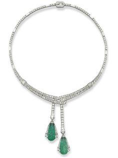 Art deco necklace ca. 1930