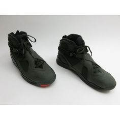 a1d94f9189f eBay  Sponsored Nike Air Jordan 8 Take Flight Size 9.5 Sequoia Black Wolf  Grey