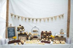 the wedding & event planner: RUSTIC WEDDING DETAILS