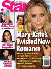 Star Magazine is a weekly celebrity, gossip, beauty, style, and entertainment magazine.