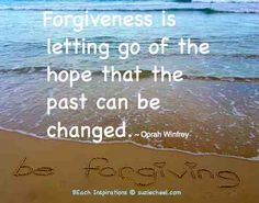 Do You Find It Easy To Forgive Yourself?