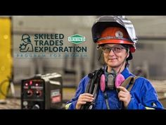 Women in Skilled Trades - Job Descriptions - Choose Your Trade - YouTube Job Description, Product Description, After High School, Career Opportunities, Economics, Science And Technology, How To Become, Period, Construction