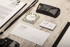Business Card and Stationery Inspiration