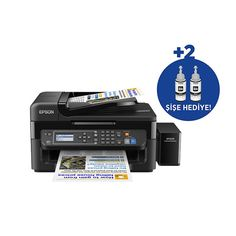 EPSON L565 Yazıcı + Tarayıcı + Faks + Fotokopi