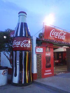 Plaza Coca Cola