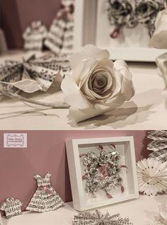 Rose, bouquet, decorazioni per il matrimonio e tanto altro, presentate da @Monica Dal Molin ad Abilmente 2015
