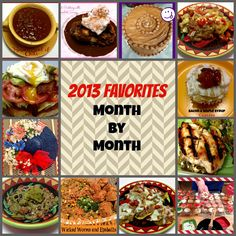2013 Favorites Month by Month Tumbleweed Contess