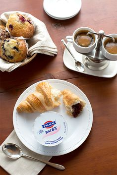 Pastries, anyone? A cup of FAGE Total makes breakfast even better.