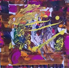 Disillusionment, Canvas/acrylic