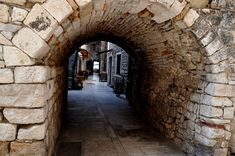 Travel, Street, Trogir, Croatia, Europe #travel, #street, #trogir, #croatia, #europe Europe, Trogir Croatia, Travel Destinations, Street, Road Trip Destinations, Destinations, Walkway