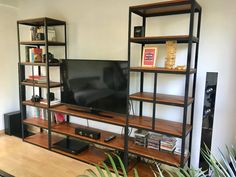 wood Shelves Under TV TVs is part of Tv furniture - Welcome to Office Furniture, in this moment I'm going to teach you about wood Shelves Under TV TVs