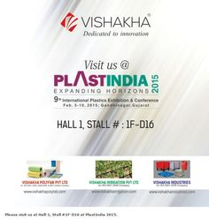 For more information, visit at http://www.vishakhapolyfab.com/